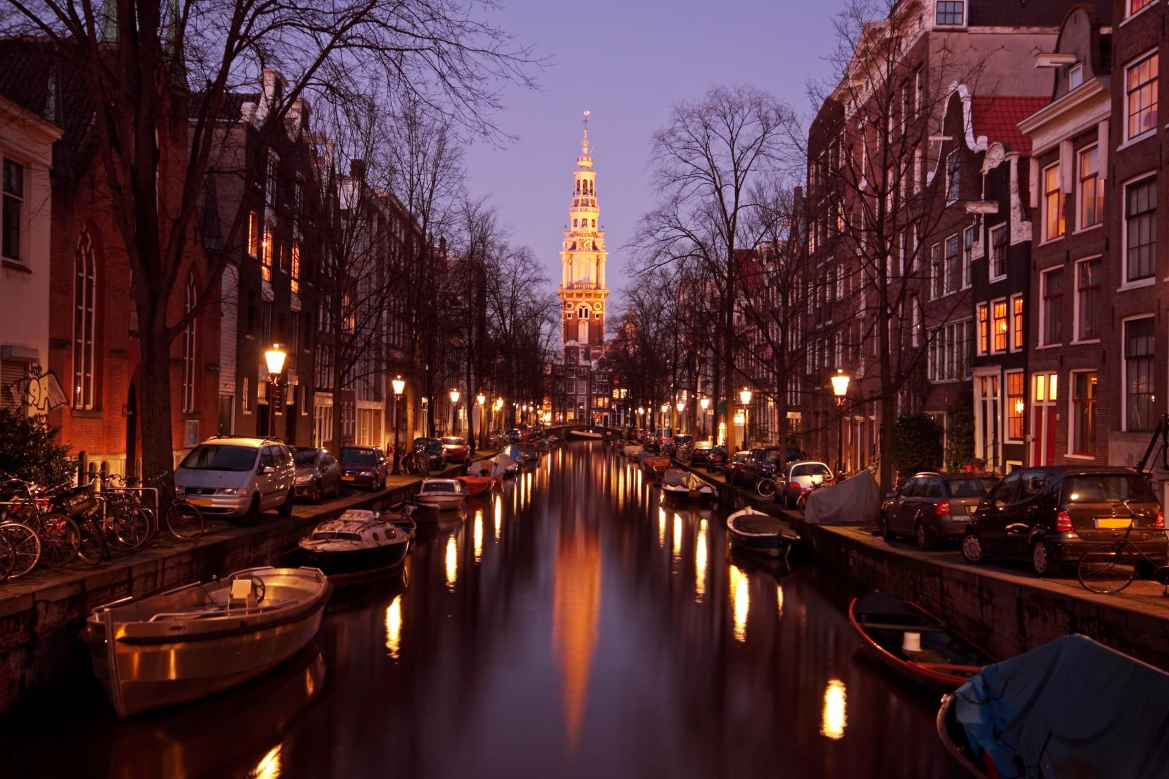 Amsterdam Bier koerier